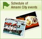 Amami-shi schedule